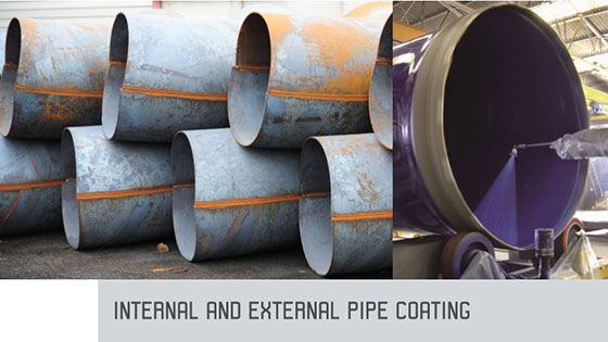Internal and External Pipe Coating