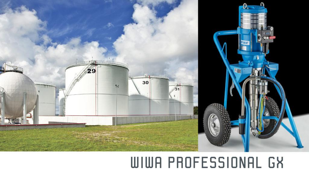 WIWA Professional GX